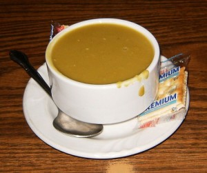 Conrad's Split Pea Soup