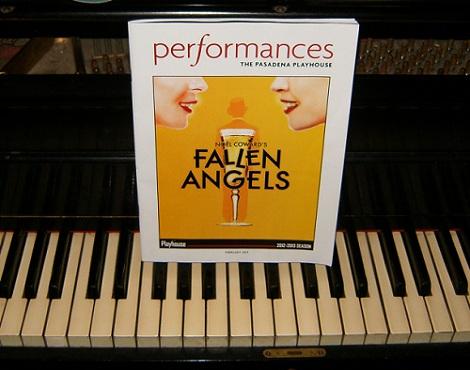 Fallen Angels at the Pasadena Playhouse