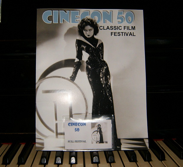 Cinecon 50 Classic Film Festival Review